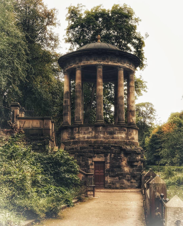 lugares imprescindibles de Edimburgo