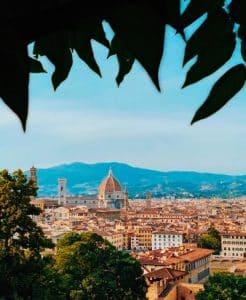 cuando ir a Florencia