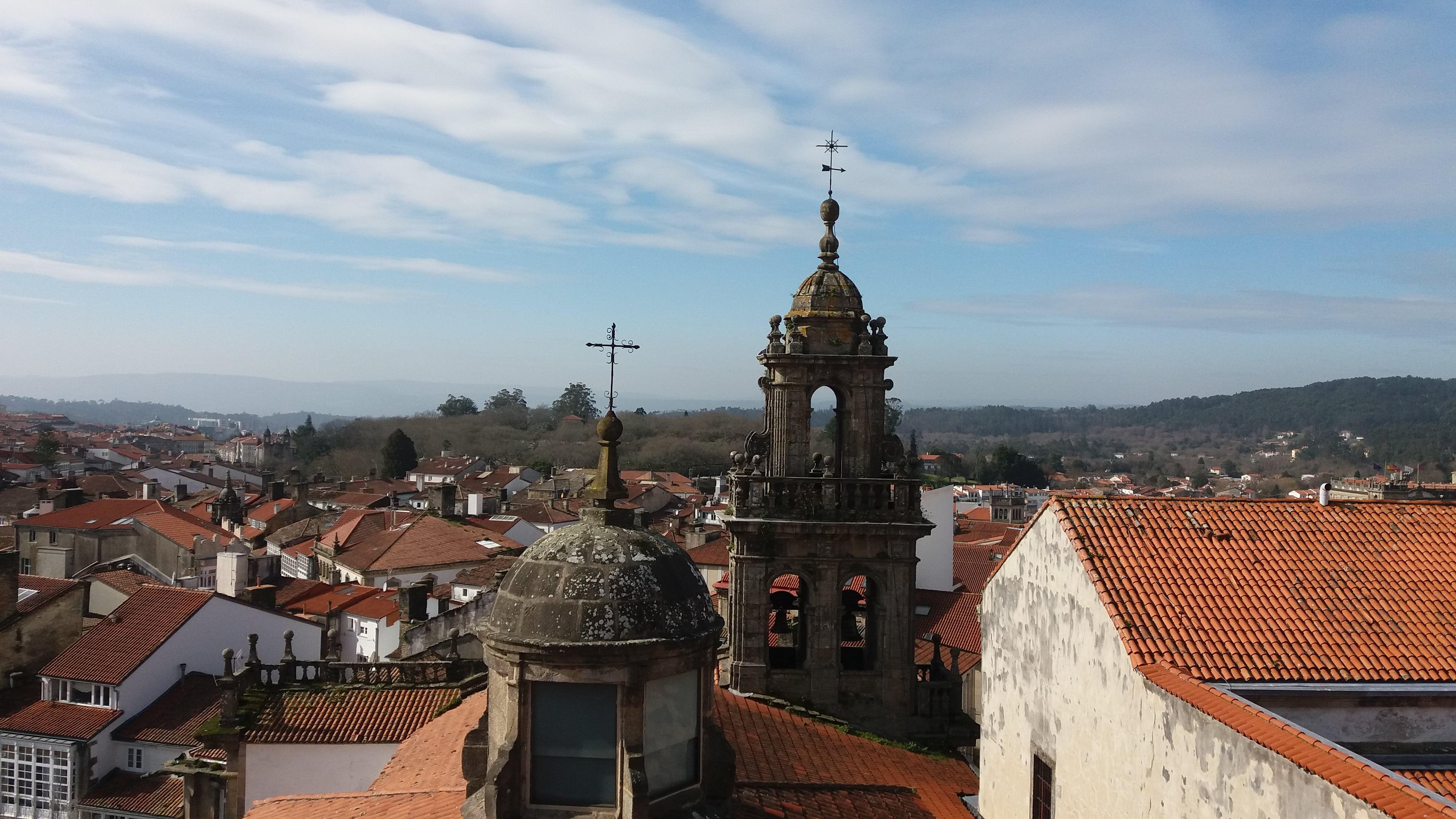 Fin de semana en Santiago de Compostela