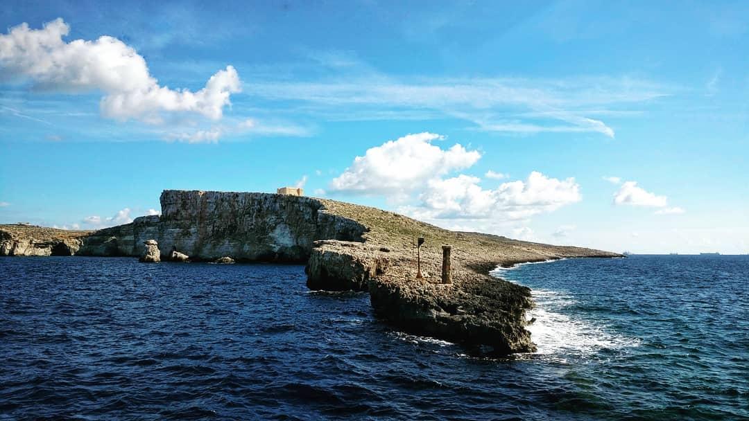 Comino en Malta (Lantern Point)