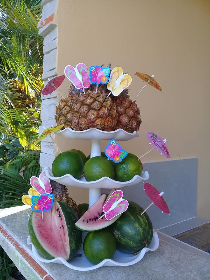 Frutas cubanas.