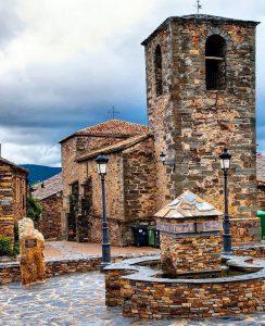Lugares con encanto de Guadalajara.