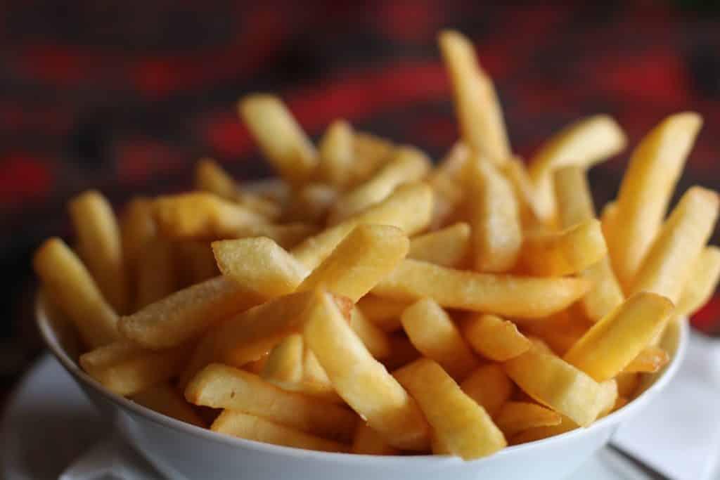 Las patatas son obligatorias con casi cualquier plato