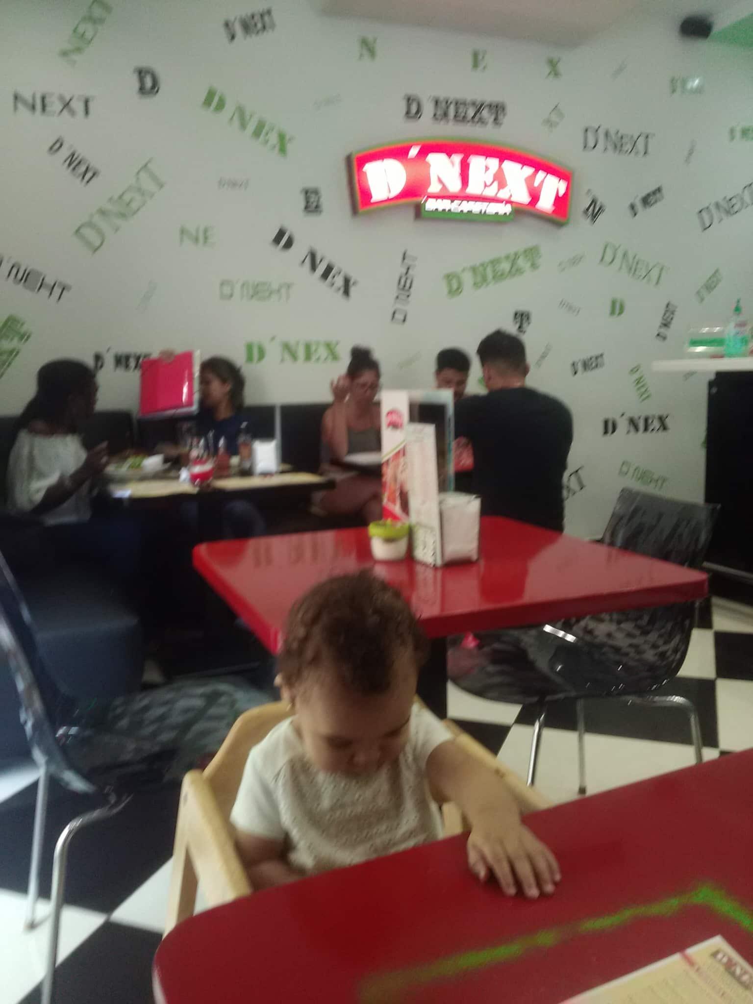 Restaurante en La Habana. D´next. Foto de Marta Lora
