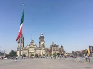 Ciudad de México por 20 dólares