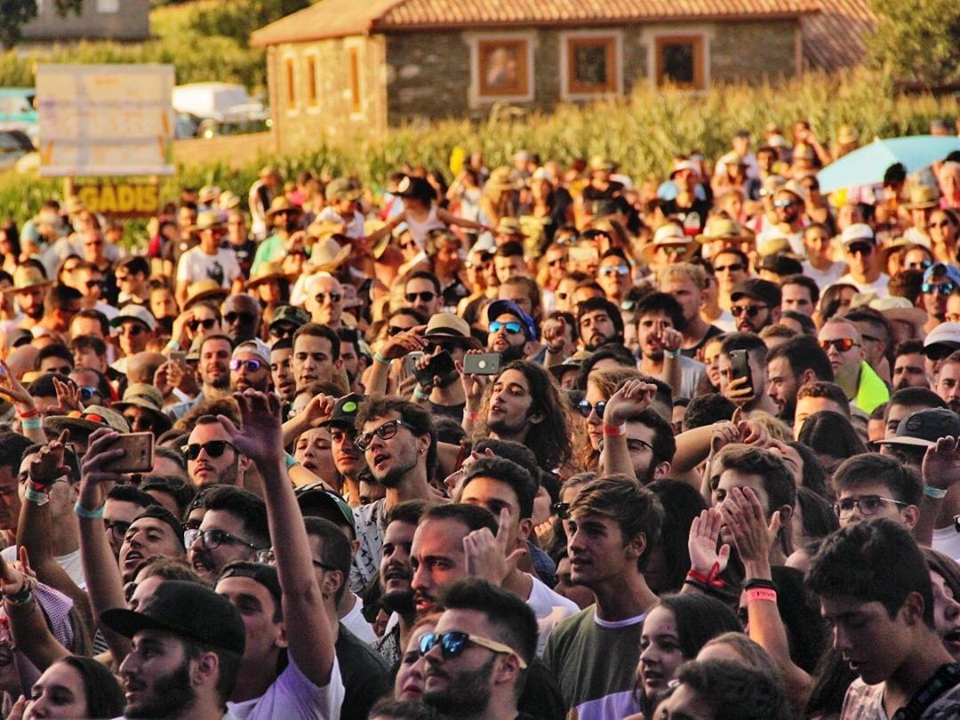 Festivales en Galicia (agosto-septiembre)