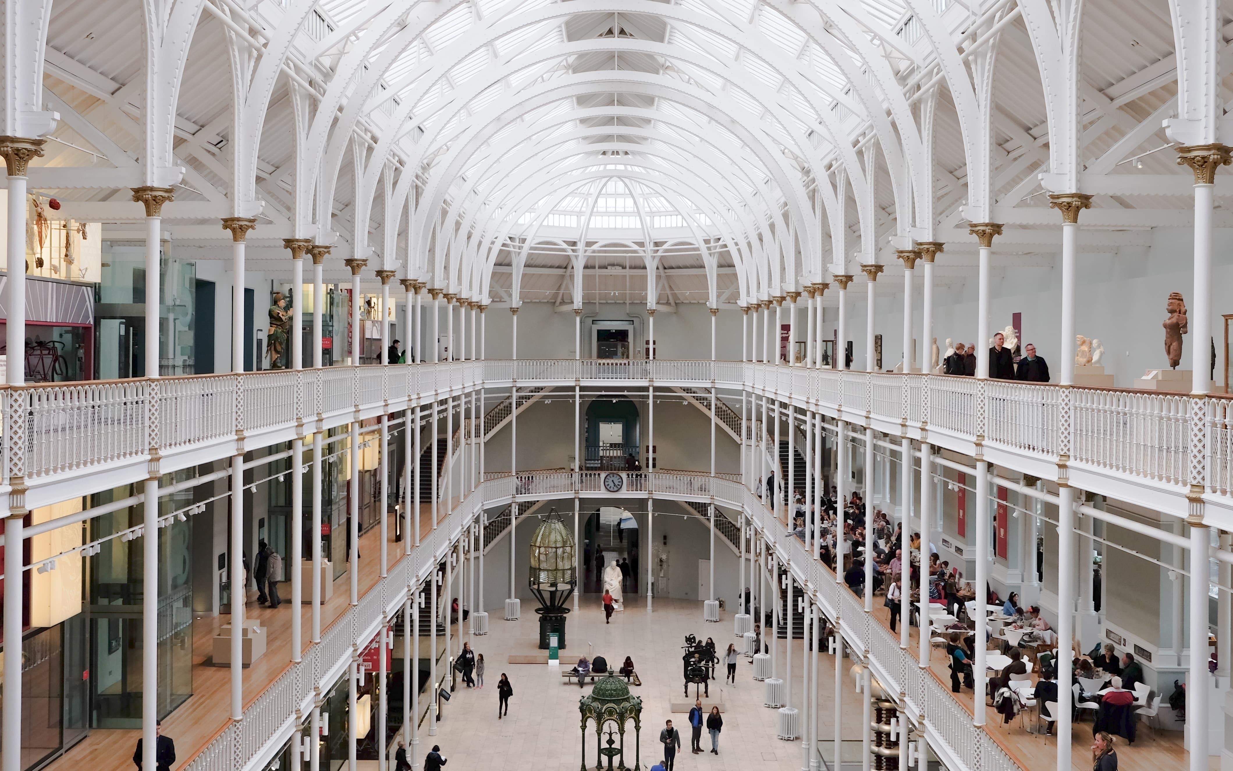 Museos de Edimburgo