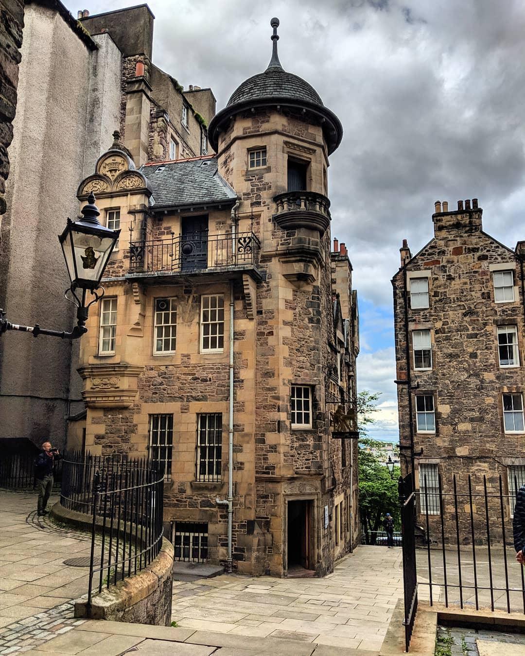 Escritores de Edimburgo