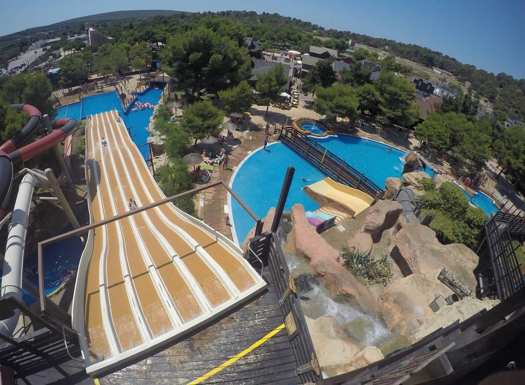 Foto del parque acuatico Western Park, Mallorca