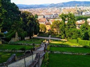 Jardines de Florencia