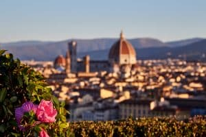 Parques y jardines de Florencia