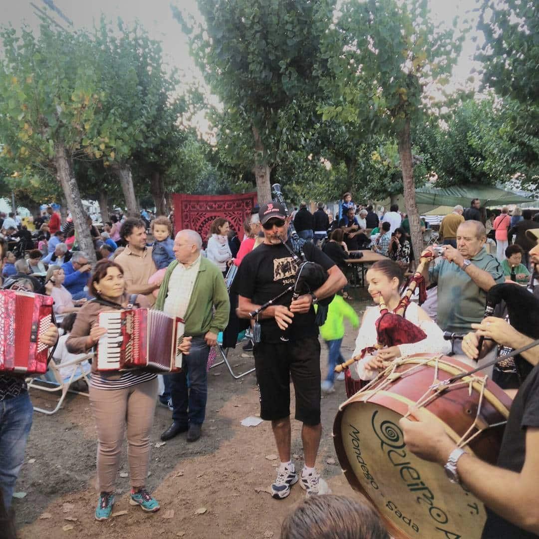 Fiesta de la Sardina Sada
