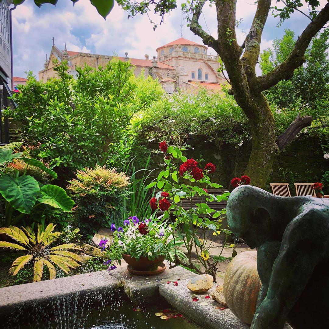 Hoteles con encanto de Santiago de Compostela