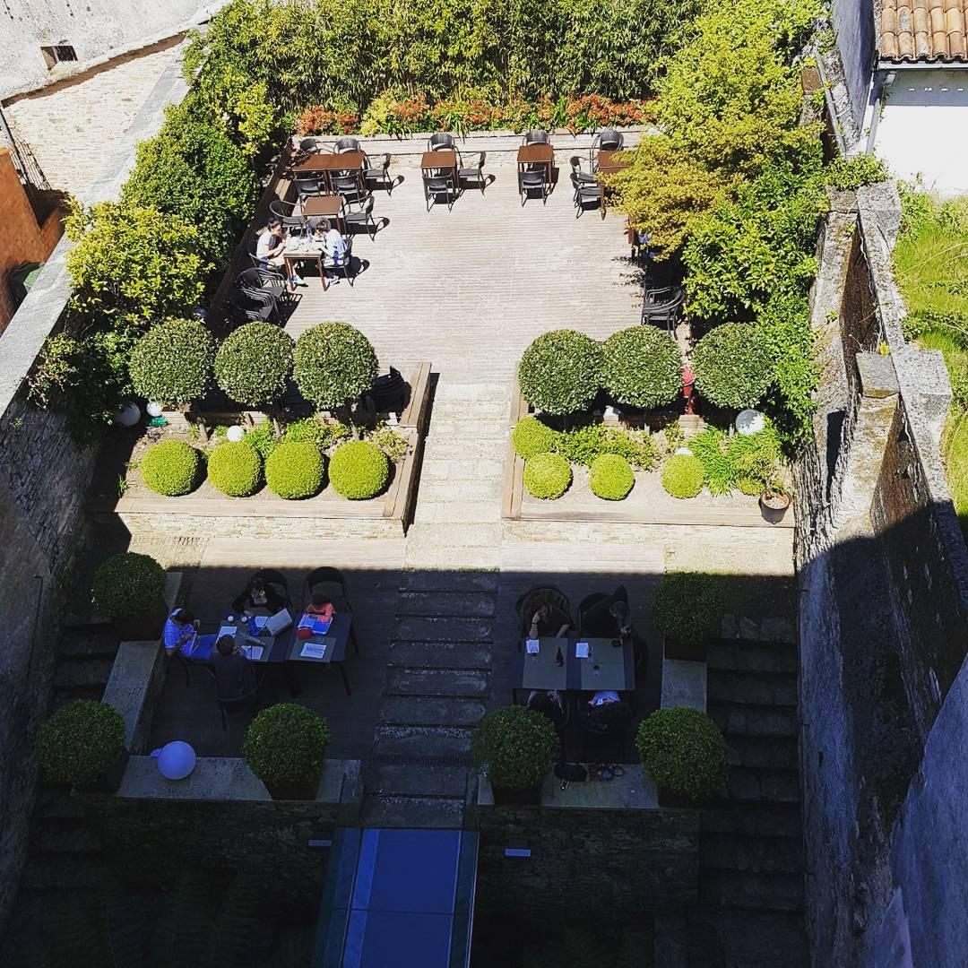 Hoteles con encanto en Santiago de Compostela