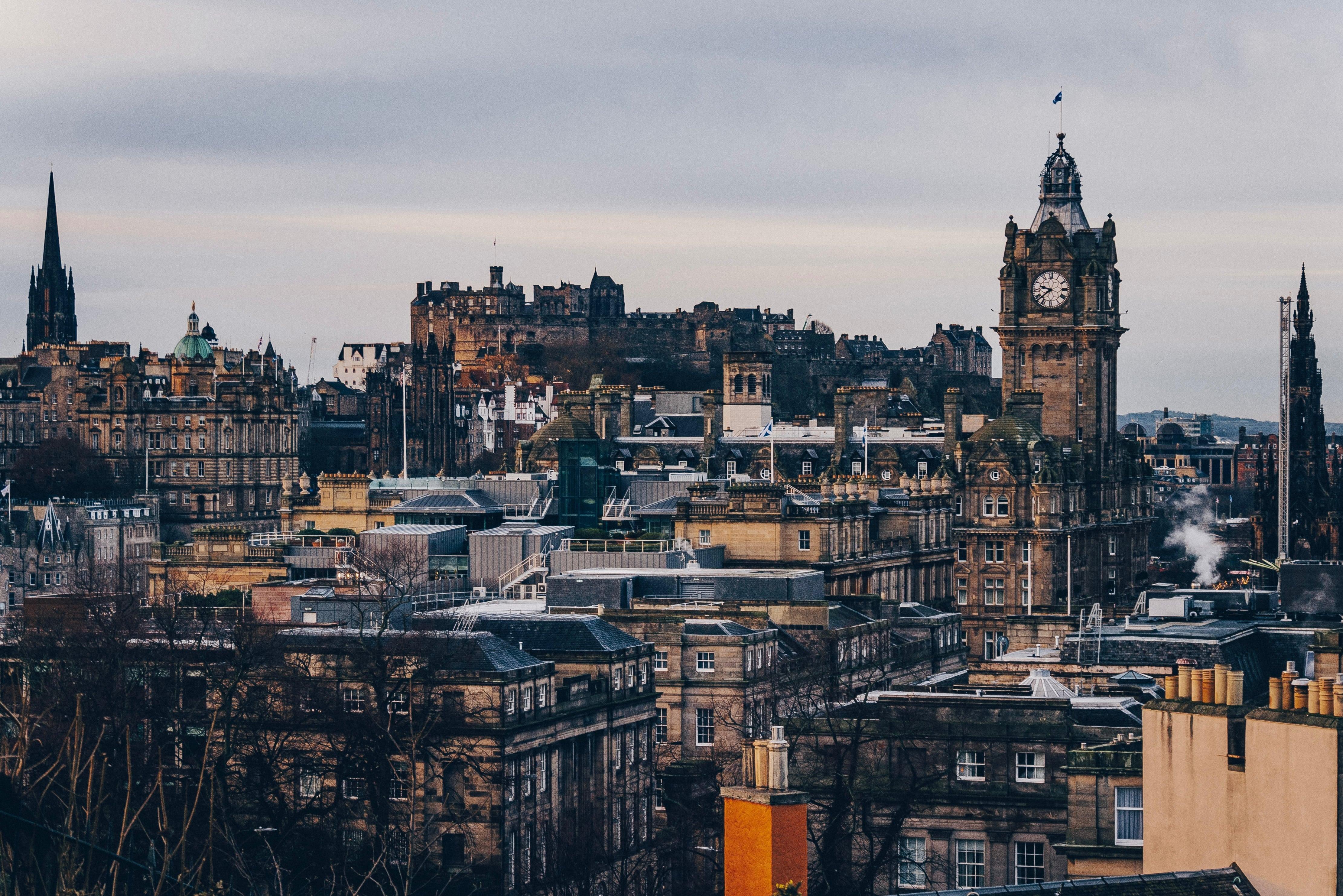 Vivir en Edimburgo