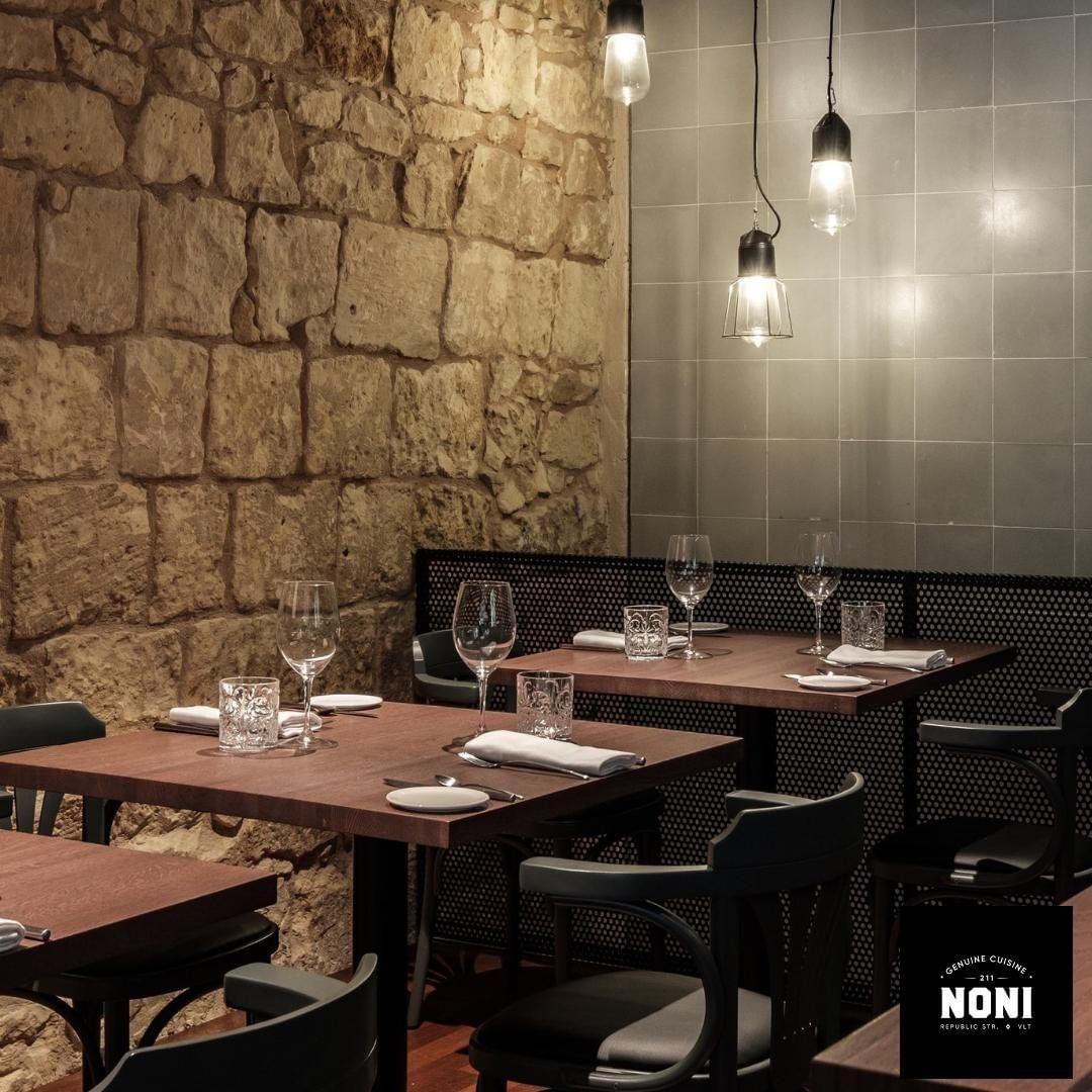 Restaurante en La Valeta