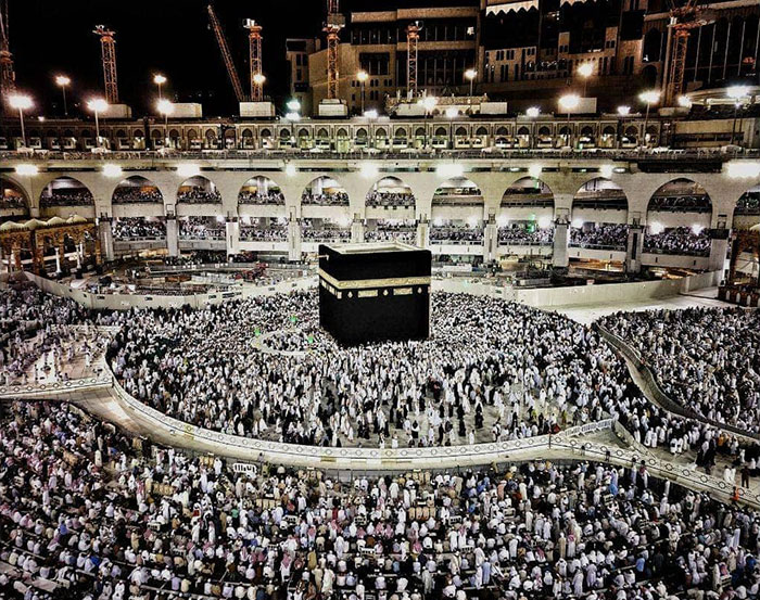 La Meca noche
