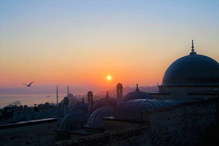 Estambul amanecer