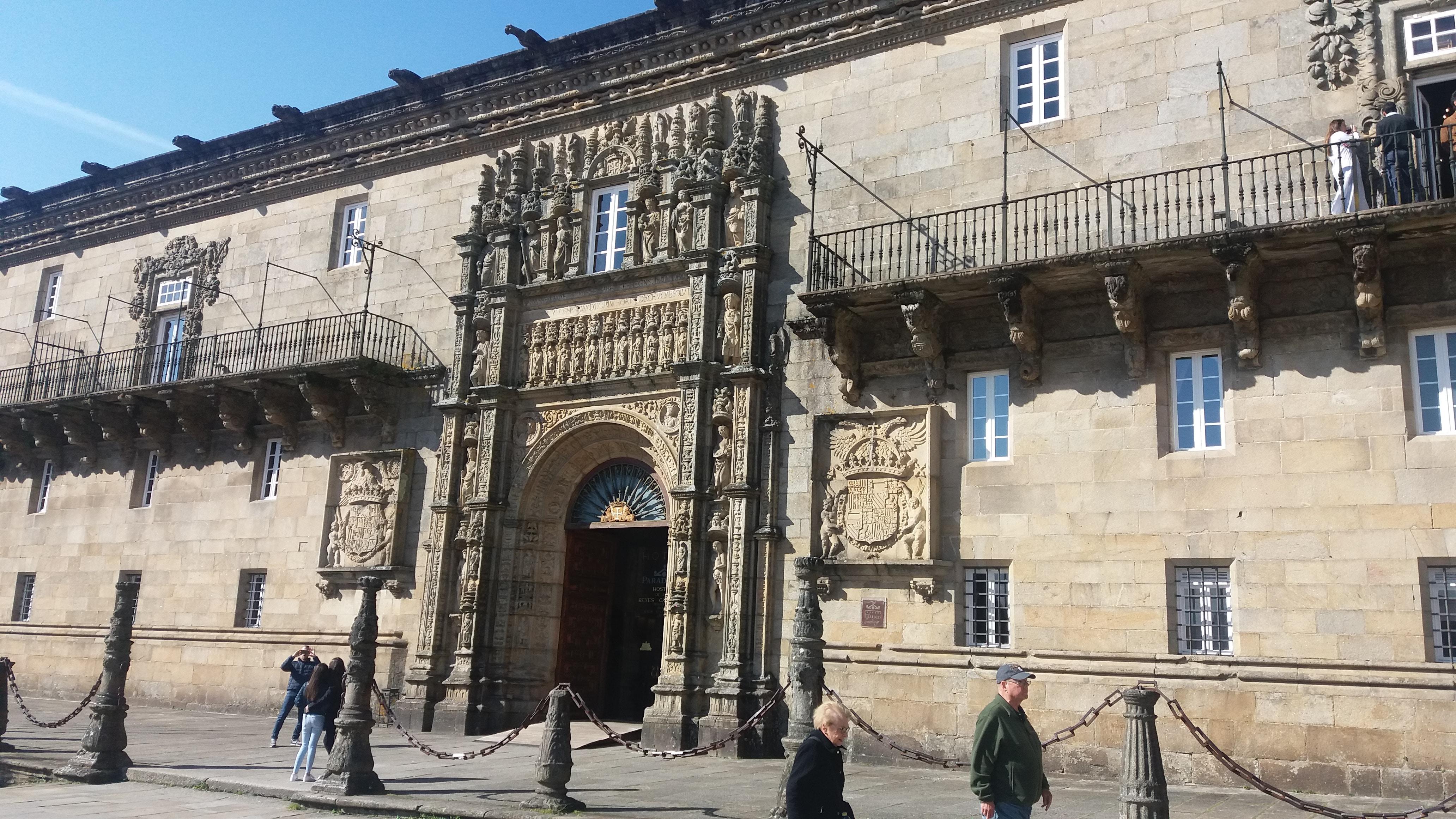 Hoteles 5 estrellas de Santiago de Compostela