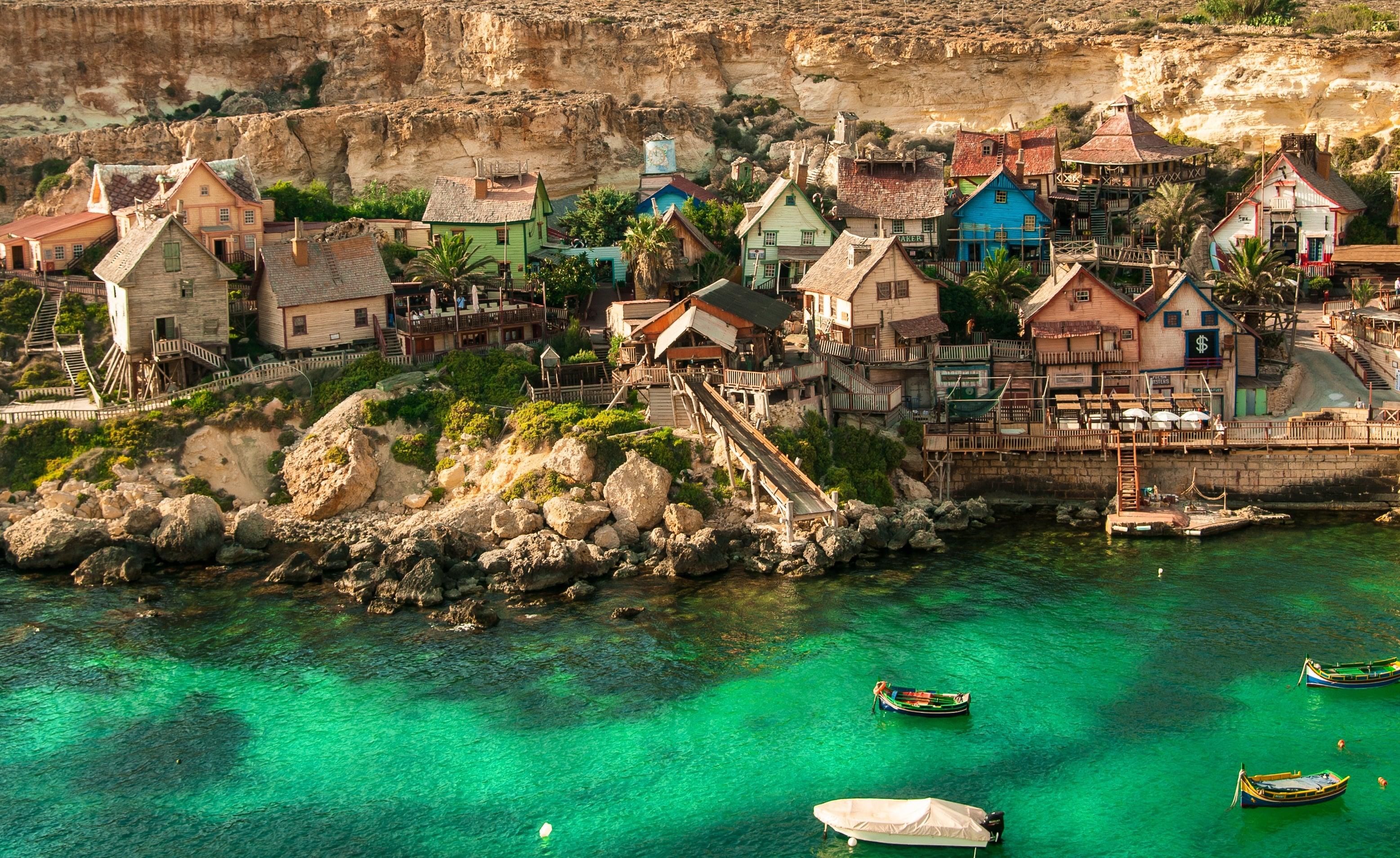 Trabajo en Malta