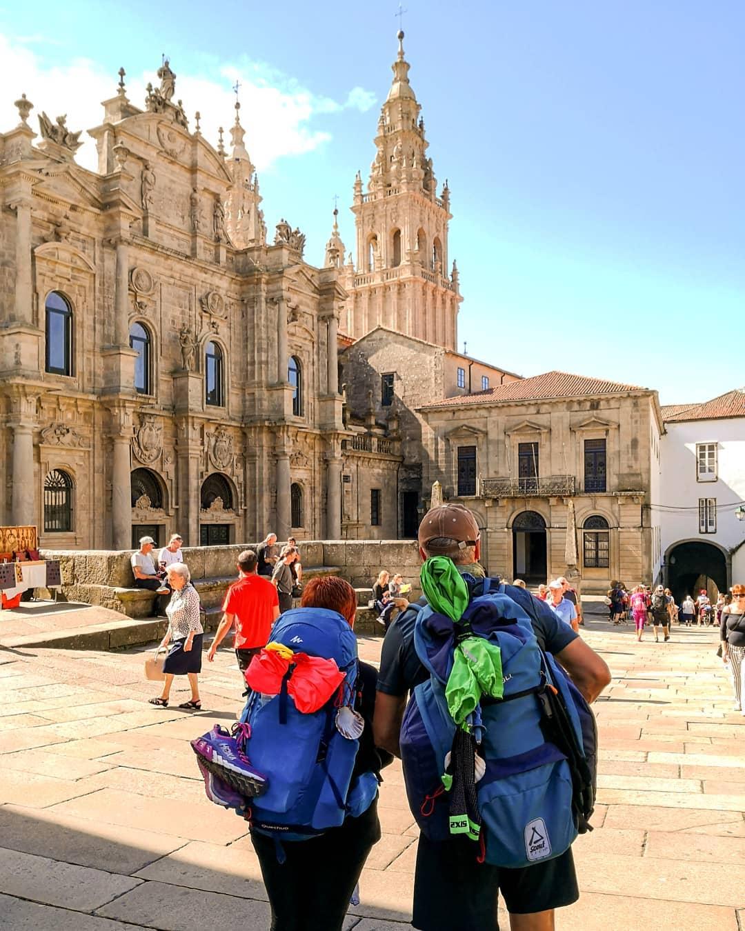 Servicios Para Peregrinos En Santiago De Compostela Carlos De Ory