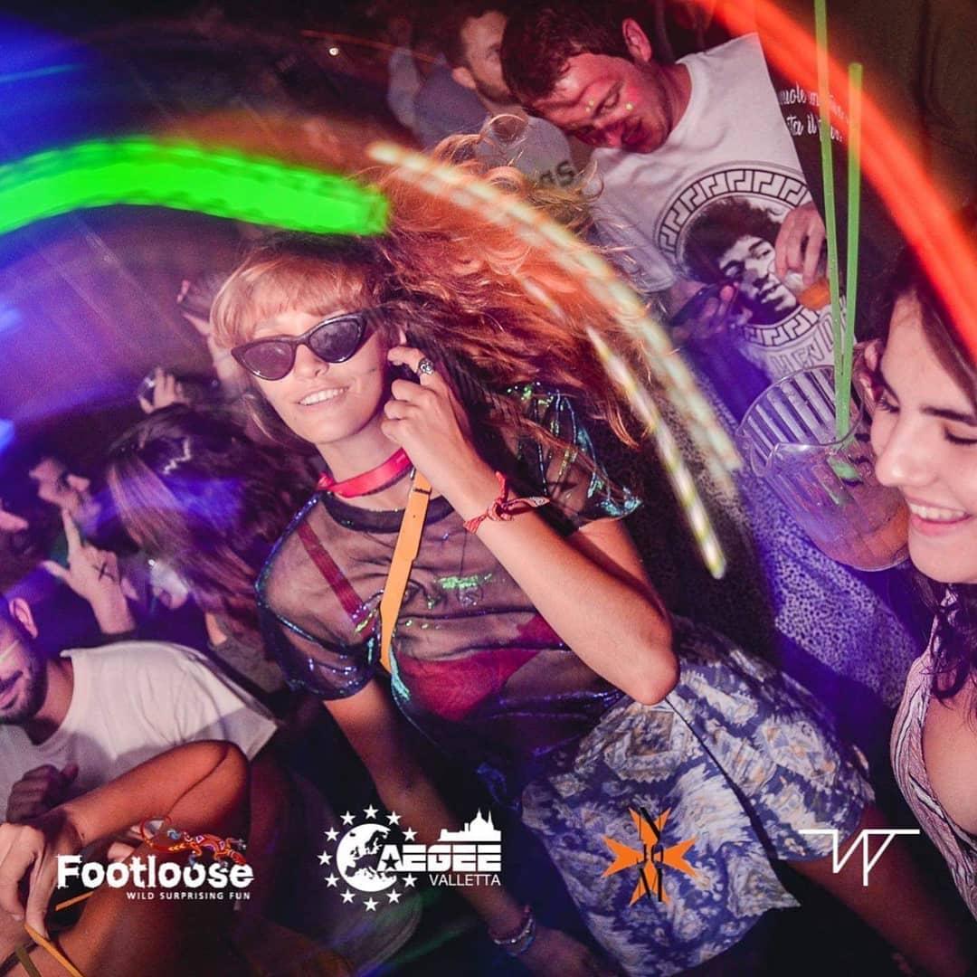 Malta fiesta (Footloose)
