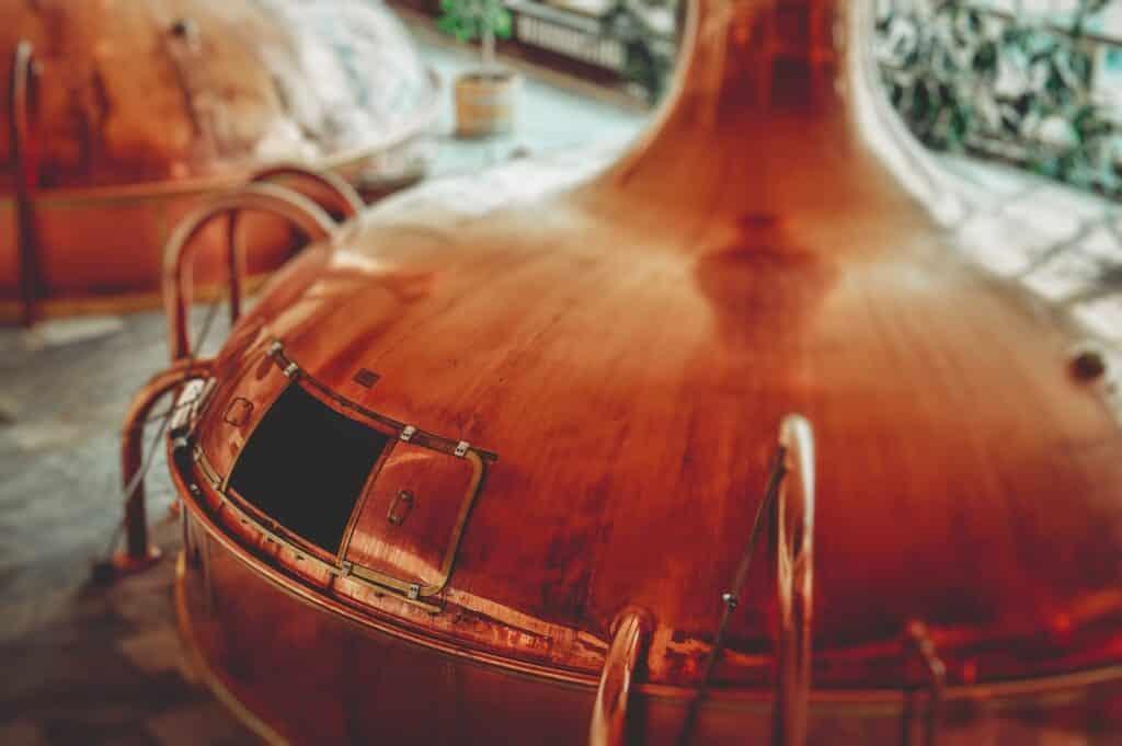 En tu visita aprenderás los secretos de la fabricación de la cerveza
