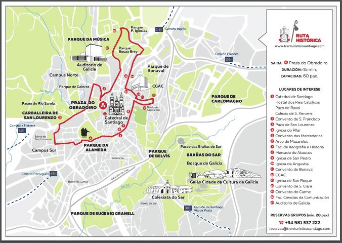 Mapa Ruta Histórica