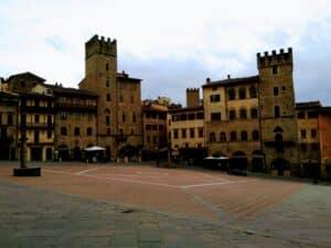 Que ver en Arezzo