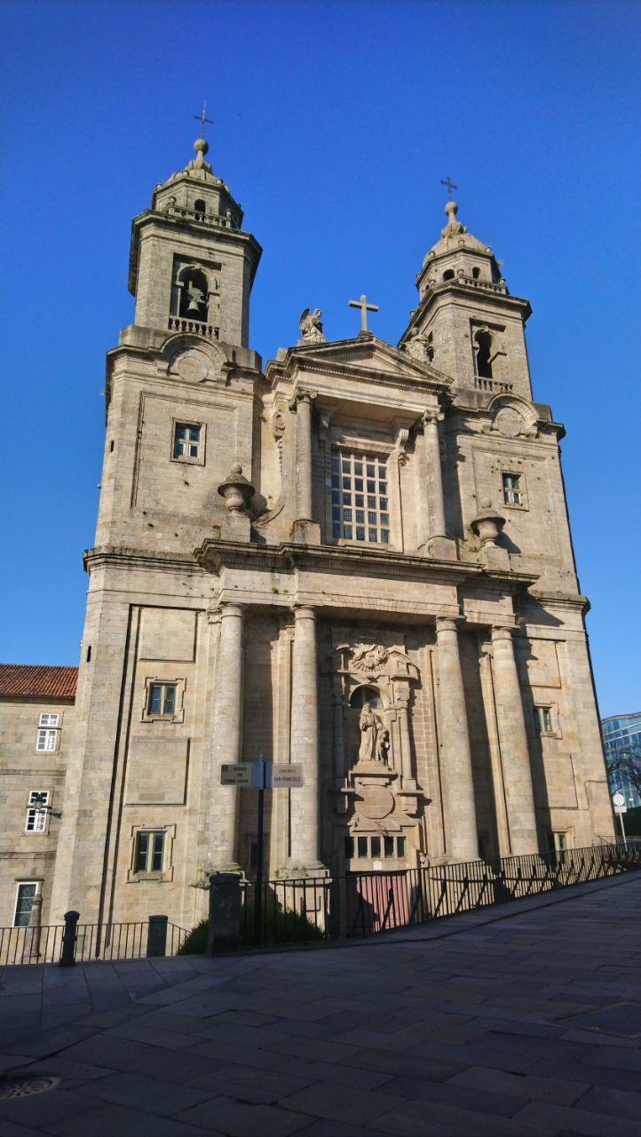 Santiago de Compostela, Patrimonio de la Humanidad