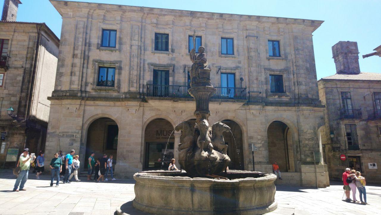 Qué hacer con lluvia en Santiago de Compostela