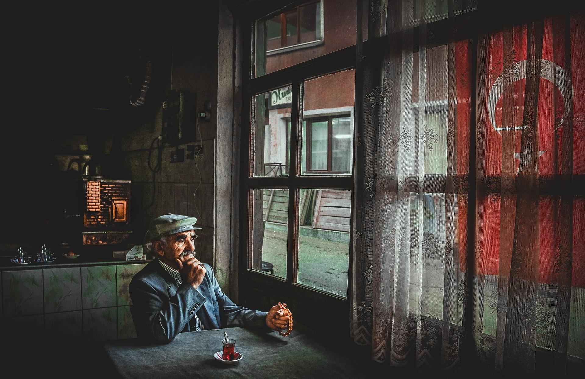 cafetería turca