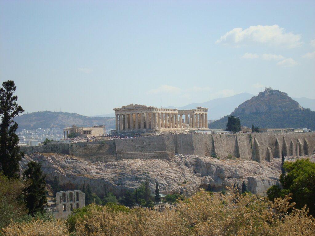 partenon - acropolis