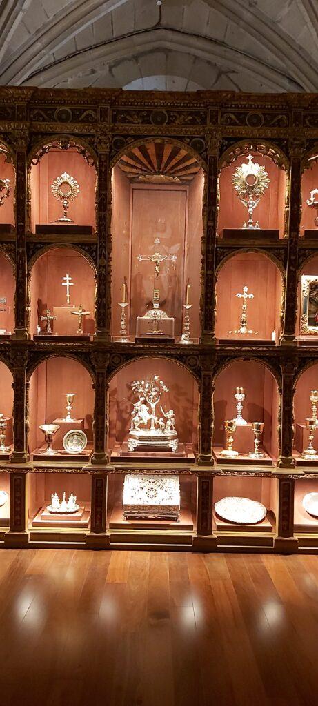 Imagen del Tesoro de la Catedral